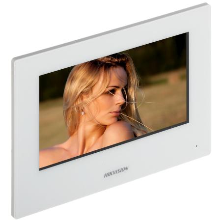 MONITOR VIDEOINTERFON IP DS-KH6320-WTE1-W Hikvision