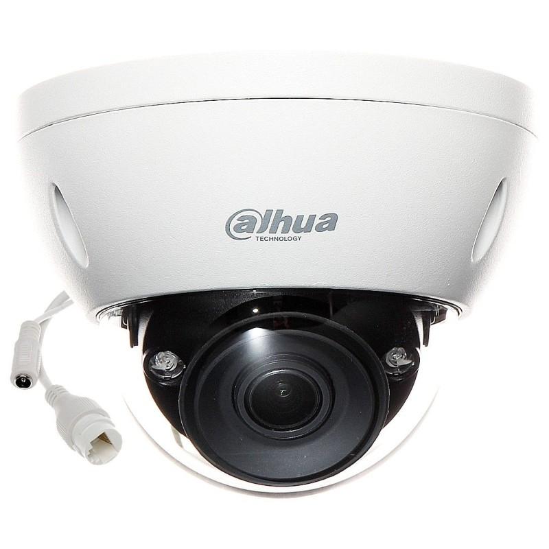 CAMERĂ IP ANTIVANDAL IPC-HDBW5241E-ZE-DC12AC24V - 1080p 2.7 ... 13.5 mm - MOTOZOOM DAHUA